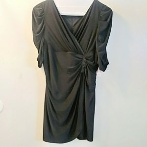 Dress Barn collection plus size 24 black dress